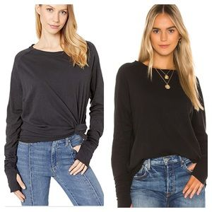 - NWT free people Arden tee